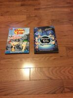 Kids Books for Sale (Phineas and Ferb lot of Books)