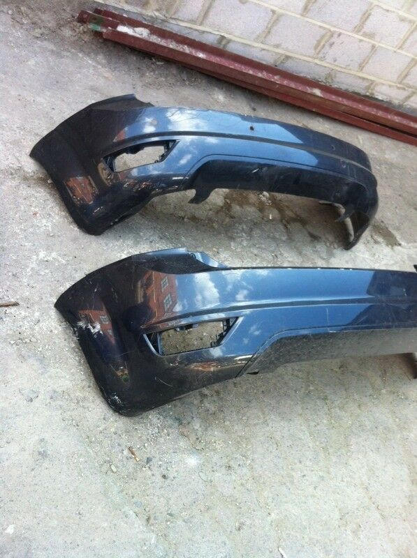 Ford focus rear bumper 2008-2012 £15