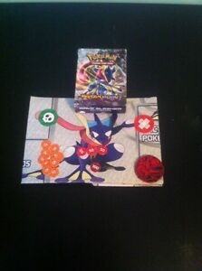 Pokemon Breakpoint Greninja Theme Deck