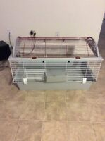 Living world deluxe animal cage