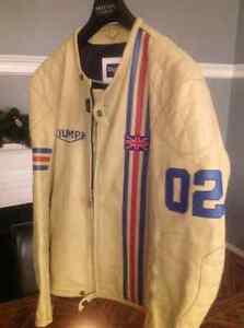 Excellent condition Lesther Triumph jacket