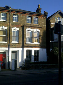 Lovely 3 double bed part-furnished flat in Hither Green to rent from early Sept