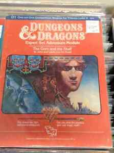 RPG - Dungeons and Dragons - D&D - Star Frontier