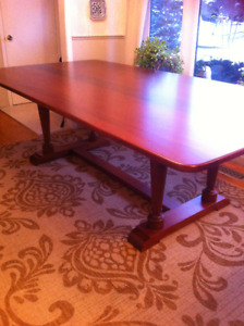 Harvest Table, One of a Kind
