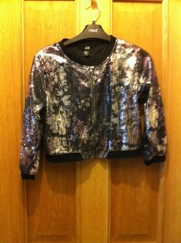 A sequence girls jacket age 12-14