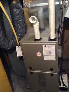 Need your furnace or air conditioner serviced or installed ?