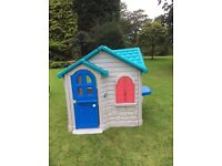 Beautiful Little tikes play house