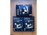 METALLICA CUNNING STUNTS DVD BOXSET