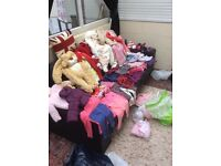Job lot girl clothes