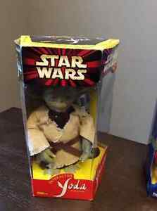 Star Wars Yoda Furby by Tiger Electronics
