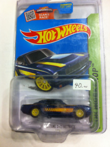 Hot Wheels Supers  Mustang Chevelle