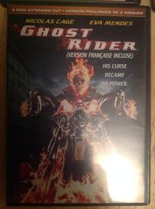 DVD Ghost Rider, version prolongée, 2 disques