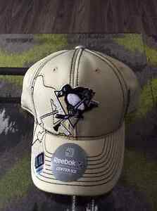 Reebok Pittsburgh penguins draft cap l/xl