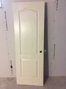 Two-Panel Hollow Core Door