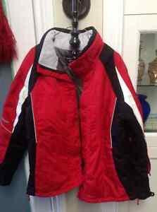 Women's Large snowmobile coat- Polaris $50.00 Kawartha Lakes Peterborough Area image 1