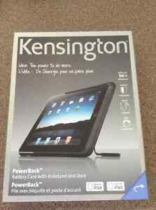 IPad Power back battery case with kickstand and Dock