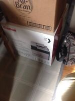 Brand new canon printer retails for $500