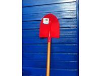 Frankfurter shovel.
