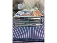 Job lot mArio and sonic wii games