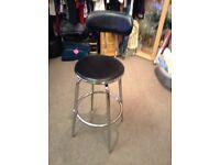 High swivel chair