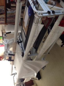 Downsizing--must sell Pfaff Inspira Quilting Frame.Immaculate
