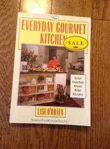 """""""EVERYDAY GOURMET KITCHEN"""" BOOK CAN MAKE YOU A GOURMET COOK"""