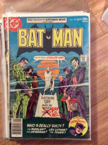 1140 comic DC collection