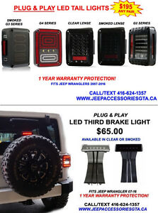 JEEP WRANGLER ACCESSORIES/PARTS & LED LIGHTS London Ontario image 4