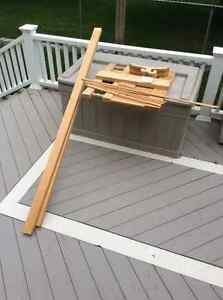 Wood Screen Door Kit