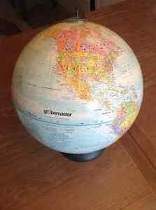 GlobeMaster Table Top Globe