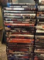 Various dvds- make an offer