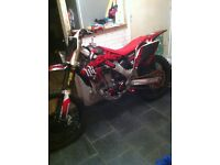 2007 crf 250 loads of trick bits
