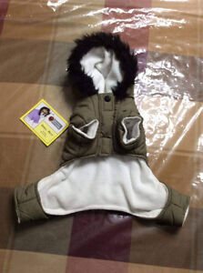 small dog Or cat snowsuit