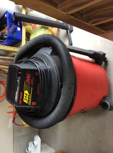SHOP VAC DRY/WET