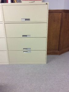 4 drawer lateral filing cabinets. $100. Each one. I have 2 left