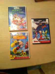 7 DVD pour enfant Mickey Mouse ClubHouse Gatineau Ottawa / Gatineau Area image 2