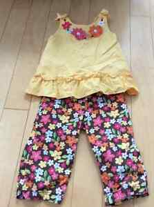 Gymboree girls outfit size 3