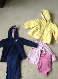 Girls size 2 T lot