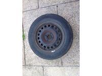 Car tyre/ wheel