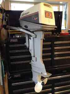 6.5 Johnson Outboard, Hardly Used