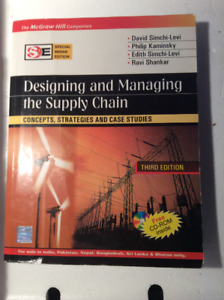 Designing And Managing The Supply Chain (With Cd)
