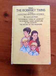 The Bobbsey Twins - 1961 - Vintage Book