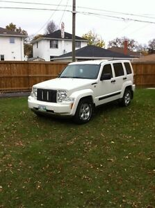 2009 Jeep Liberty new Safety