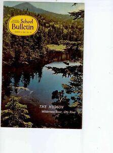 National Geographic Bulletins
