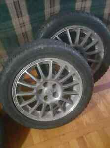 Great tires, 375 OBO