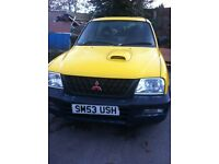 For sale Mitsubishi L 200