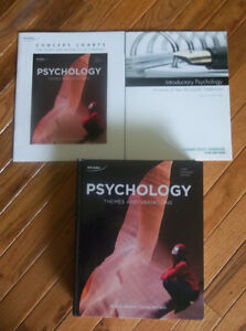 Psychology Themes and Variations Third Canadian Edition