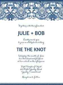CUSTOM WEDDING INVITES!!!!