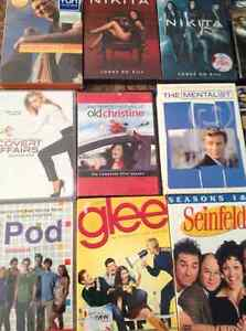 DVDs for sale Season 1 & 2 some never opened