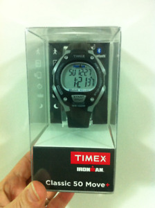 Timex Classic 50 Move+ watch and Activity Tracker (Brand New)
